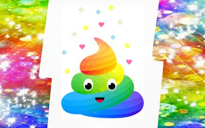 The Rainbow Sparkle Poop of Your Dreams
