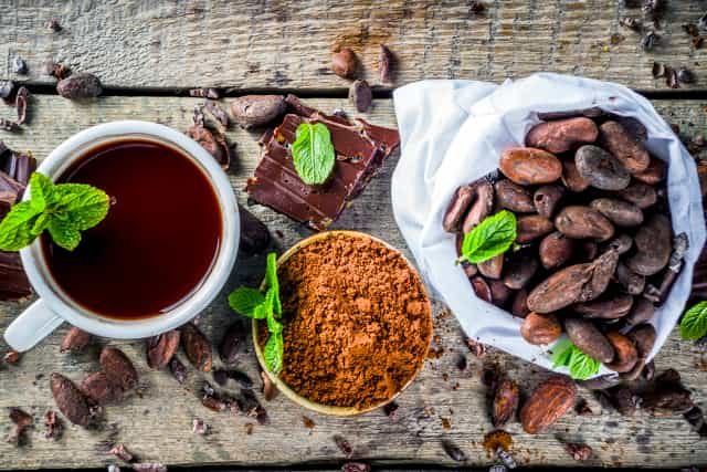 hormone balancing superfoods #1 cacao